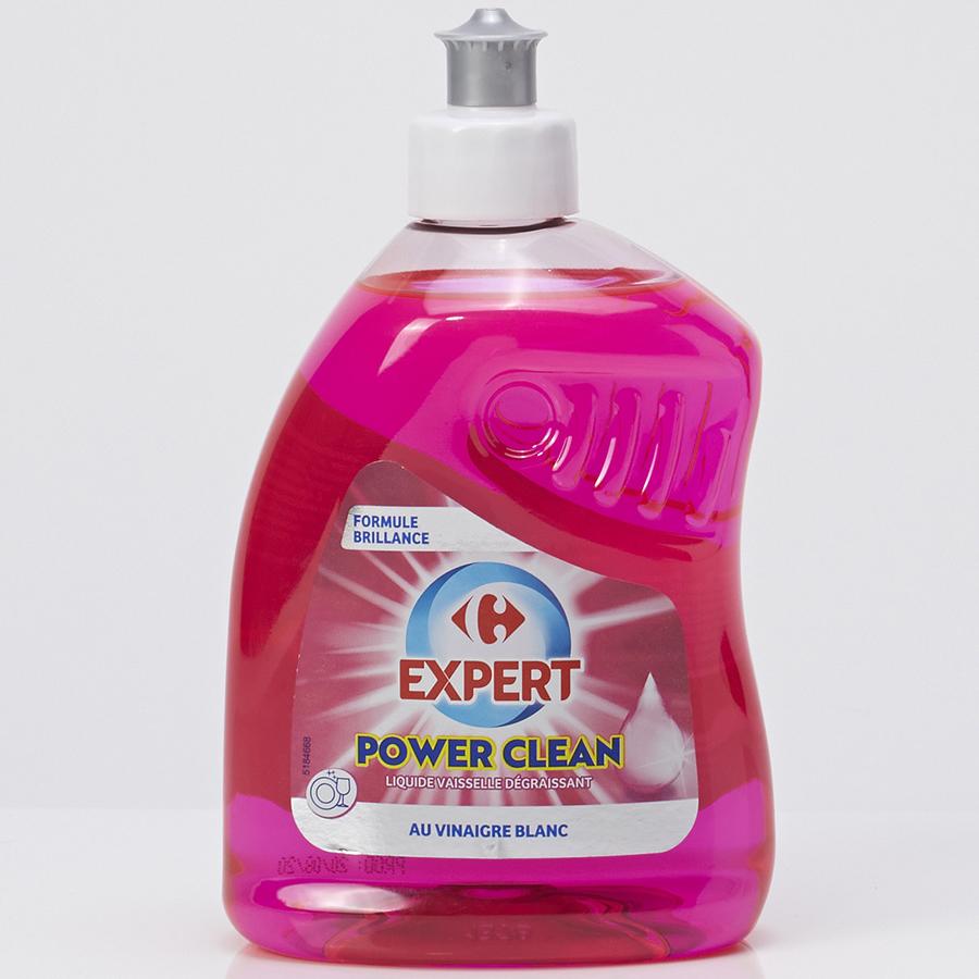 Carrefour Expert power clean au vinaigre blanc -
