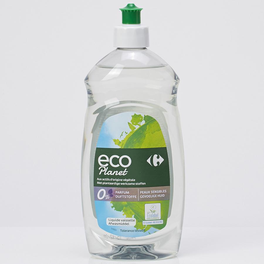 Eco Planet (Carrefour) Peaux sensibles 0% parfum  -