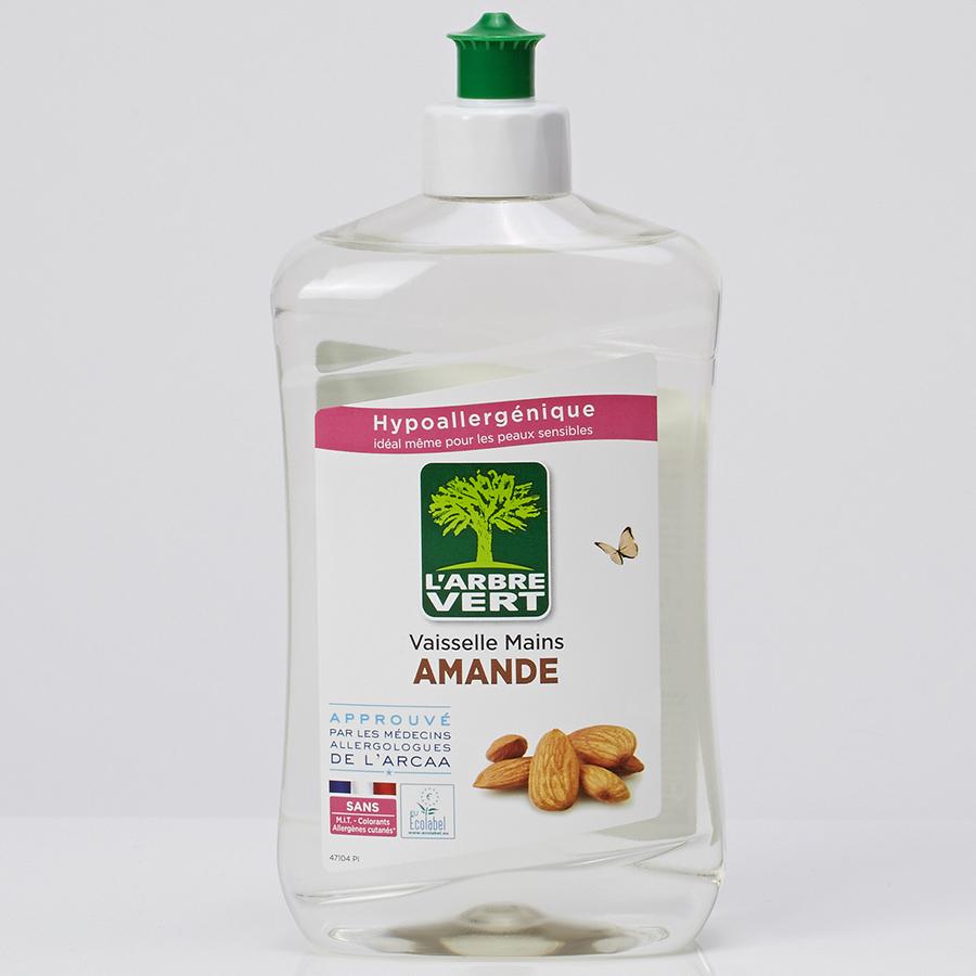 L'Arbre Vert Hypoallergénique amande  -