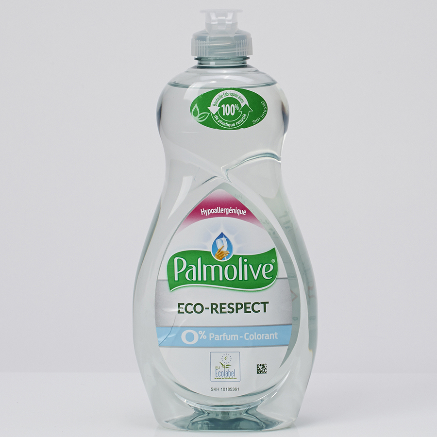 Palmolive Eco respect 0% parfum-colorant  -