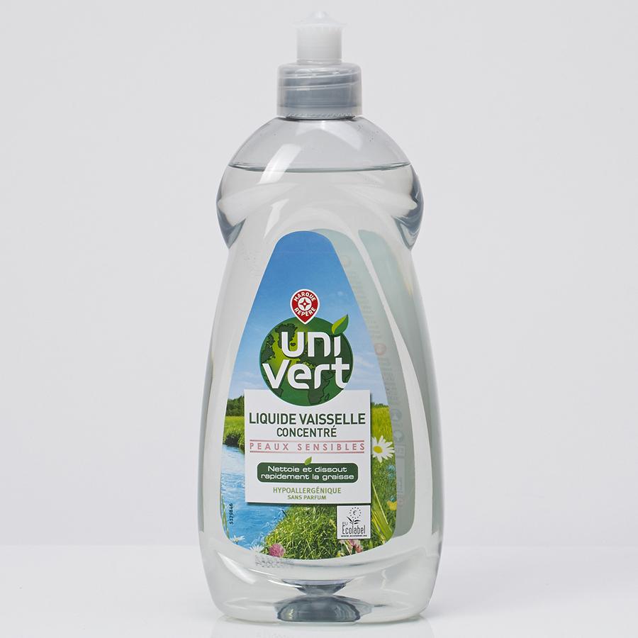 Uni Vert (E.Leclerc) Concentré peaux sensibles  -