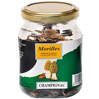 Champignac (Morchella conica et ou esculenta)