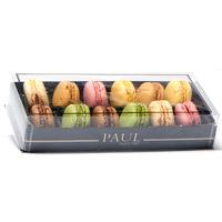 Paul Boîte de 12 macarons assortis