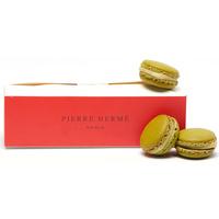 Pierre Hermé Boîte de 7 macarons Infiniment pistache
