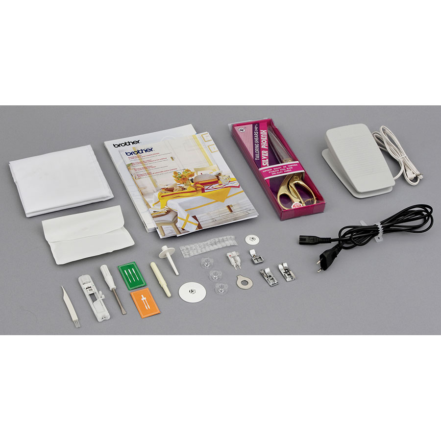 Brother Innovis NV 15 - Accessoires fournis