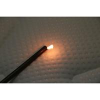 Dunlopillo L'Optimiste - Test d'inflammabilité effectué avec une allumette