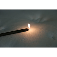 Duvivier Floréal - Test d'inflammabilité effectué avec une allumette