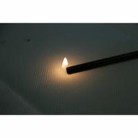 Ikea Myrbacka - Test d'inflammabilité effectué avec une allumette