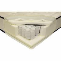La Compagnie du lit Confort Ensachés - Découpe du matelas