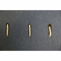 Tediber Grand Tedi - Test d'inflammabilité : trois cigarettes sont allumées et placées sur le matelas