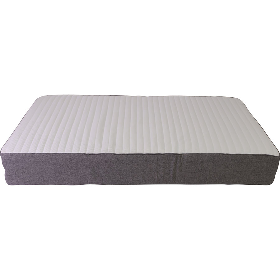 Made.com Matelas one by made double - Vue de côté