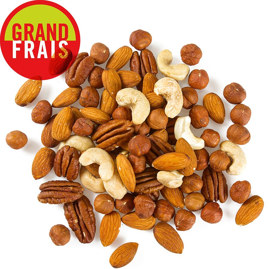Mélange apéritif salé Grand Frais -