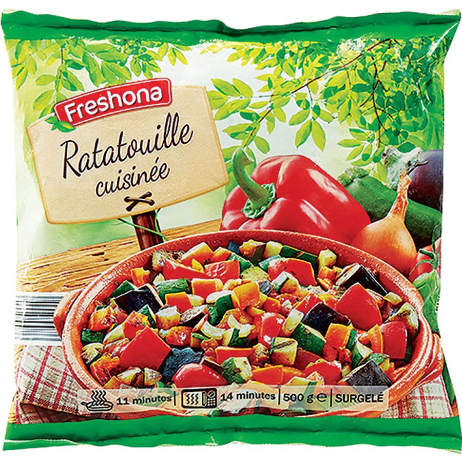 Freshona (Lidl)  Ratatouille cuisinée -
