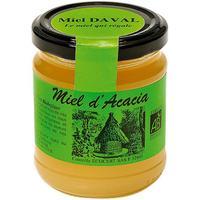 Miel Daval Miel d'acacia (acheté chez Biocoop)