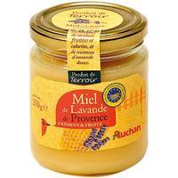 Auchan Produit du terroir Miel de lavande
