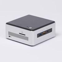 LDLC PC10 NUC-I5-8-S1-H10-10H - Vue à plat