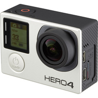 GoPro Hero4 Black Edition 								- Vue principale