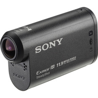 Sony HDR-AS20  								- Vue principale