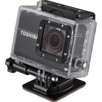 Toshiba Camileo X-Sports - Vue de dos