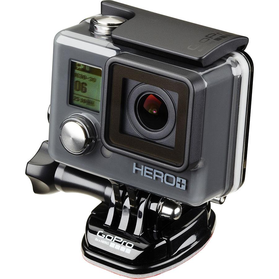 GoPro Hero+ LCD - Vue principale