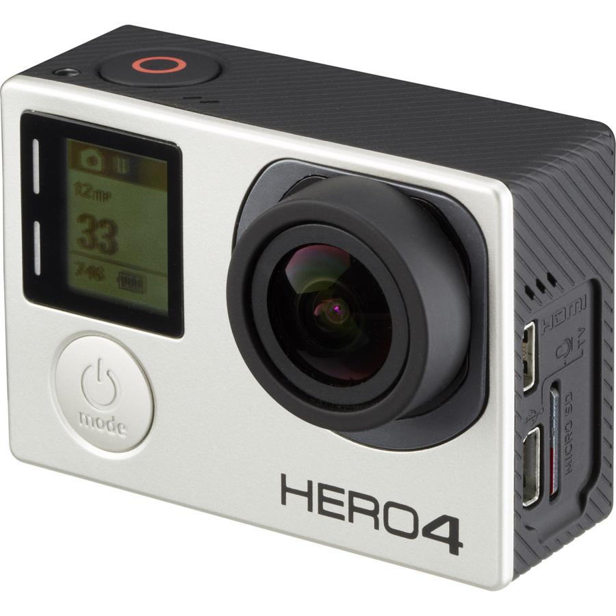 GoPro Hero4 Silver Edition - Vue principale