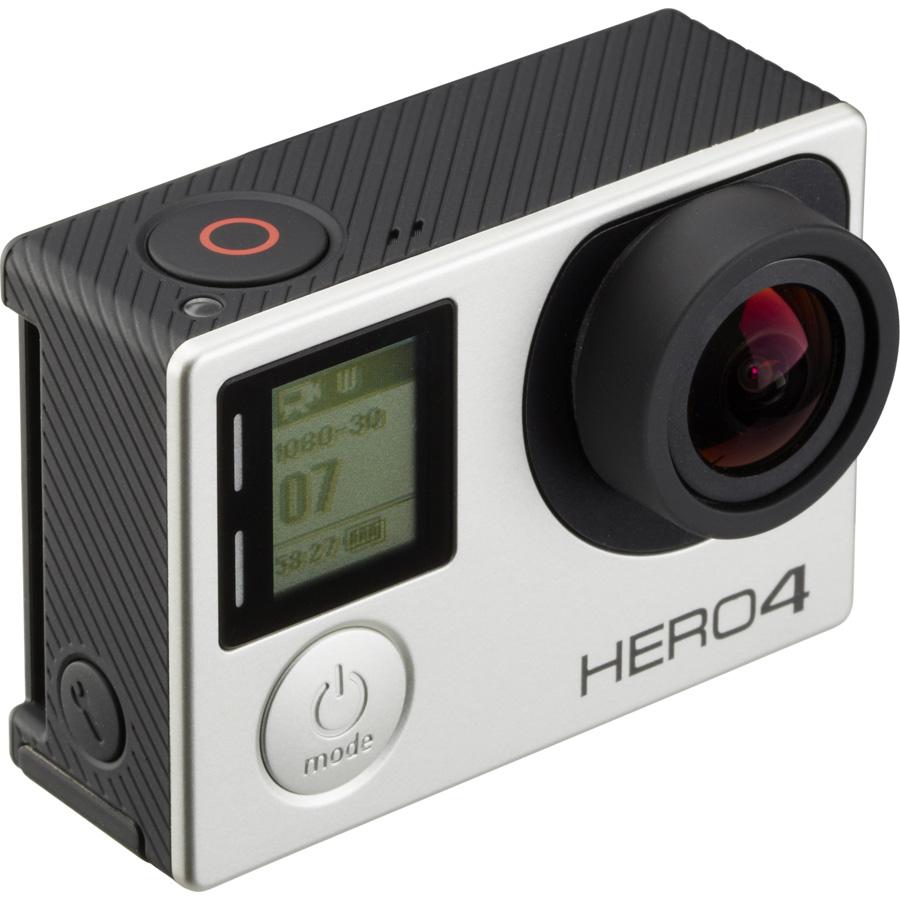 GoPro Hero4 Silver Edition - Ecran de contrôle