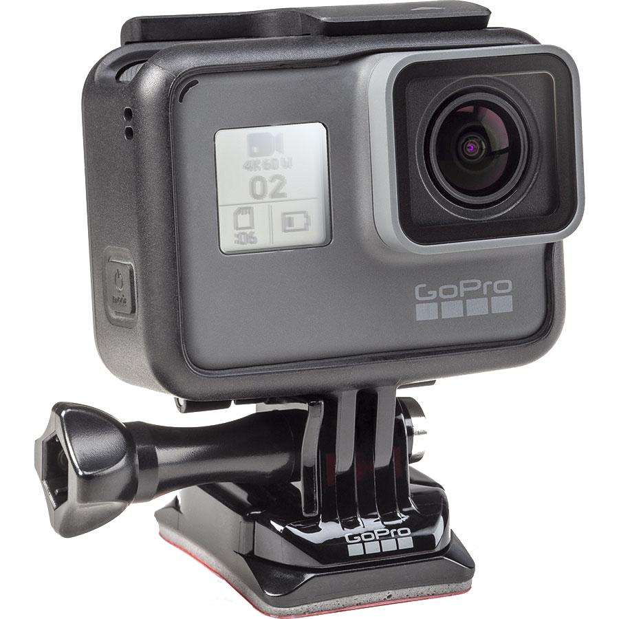 GoPro Hero6 Black - Accessoire fourni
