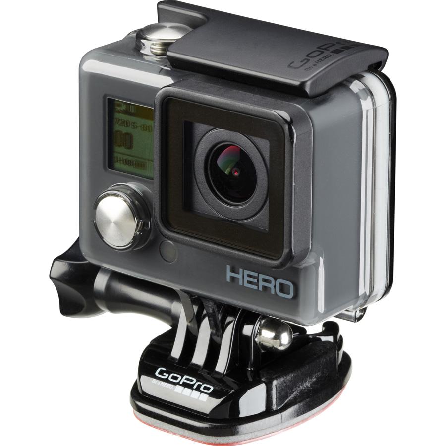 GoPro Hero - Vue principale