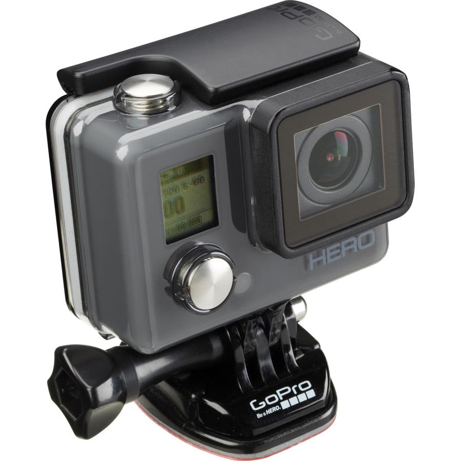 GoPro Hero - Ecran de contrôle