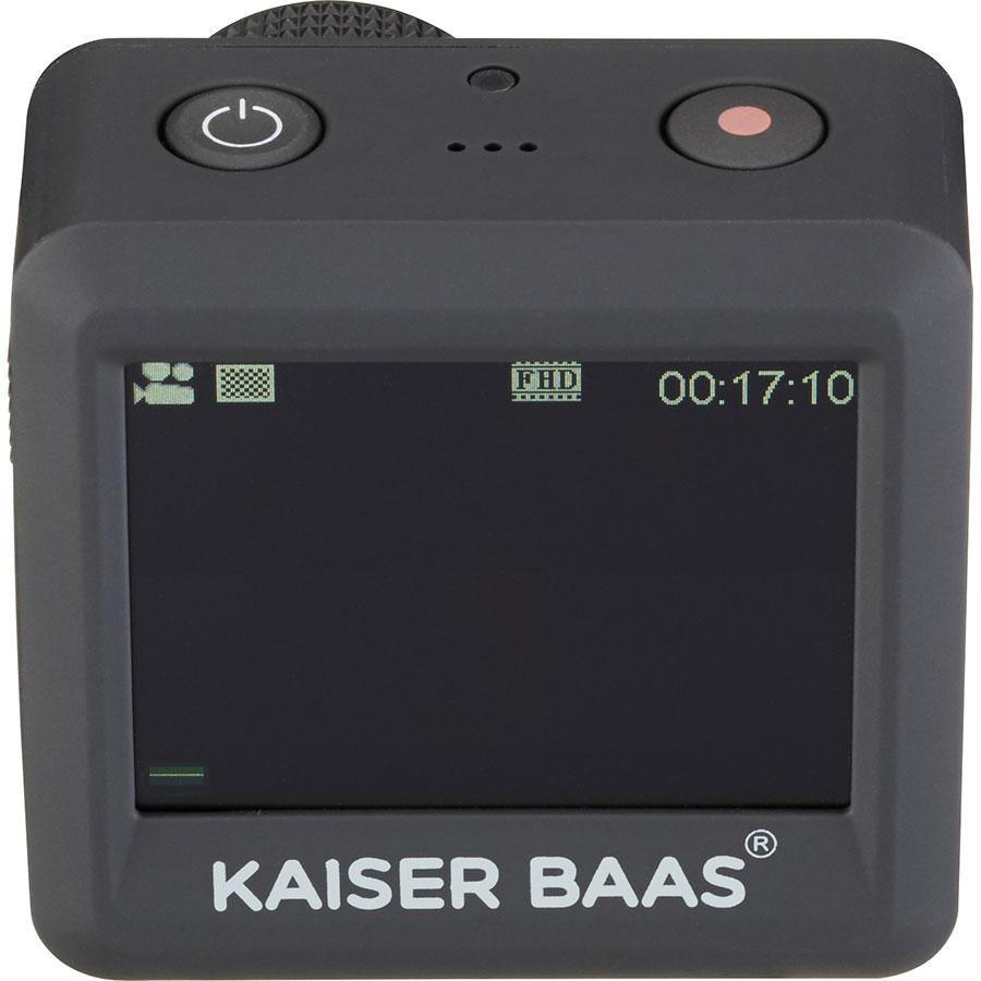 Kaiser Baas X100  - Vue de dos