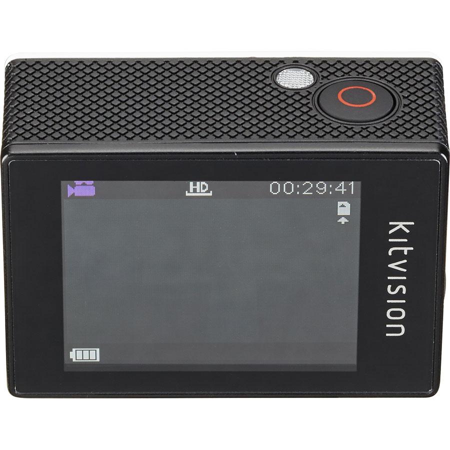 Kitvision Escape HD5 - Vue de dos
