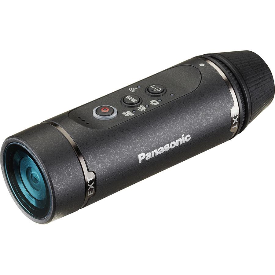 Panasonic HX-A1 - Vue principale