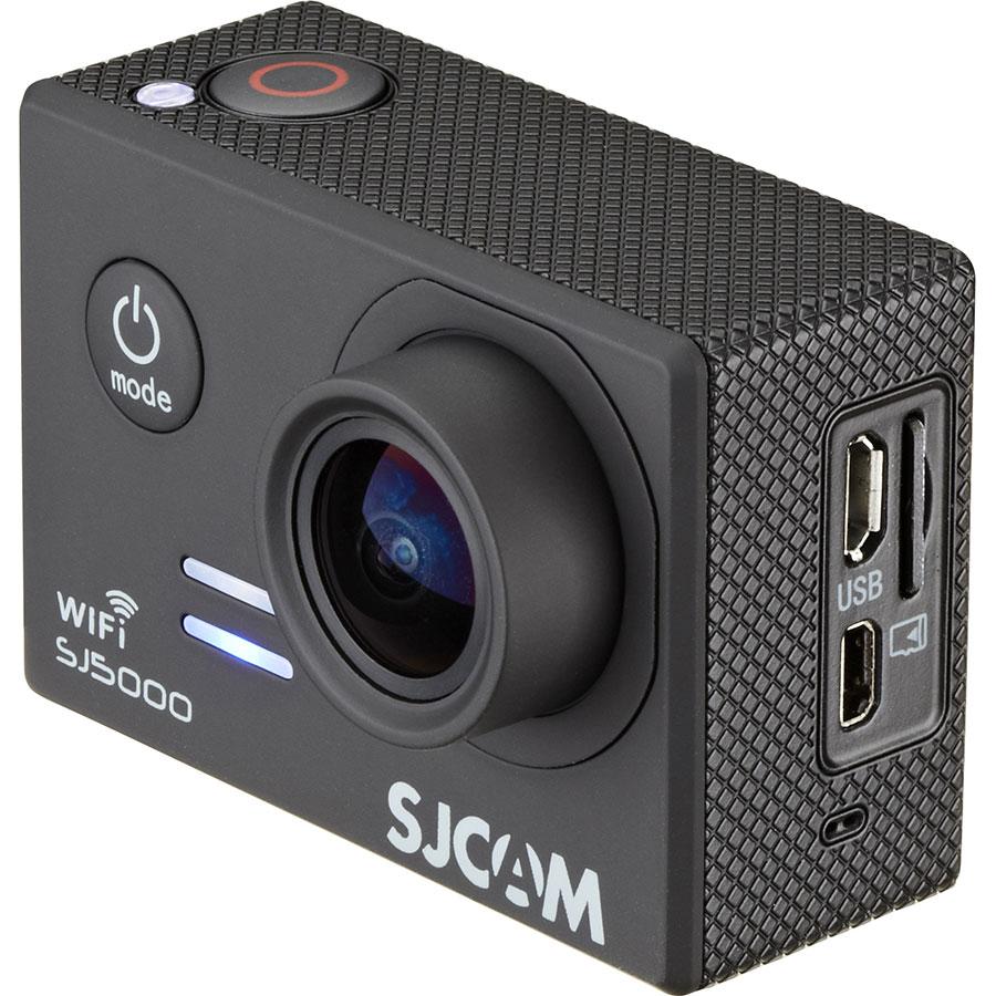 Sjcam SJ5000 WiFi - Vue principale