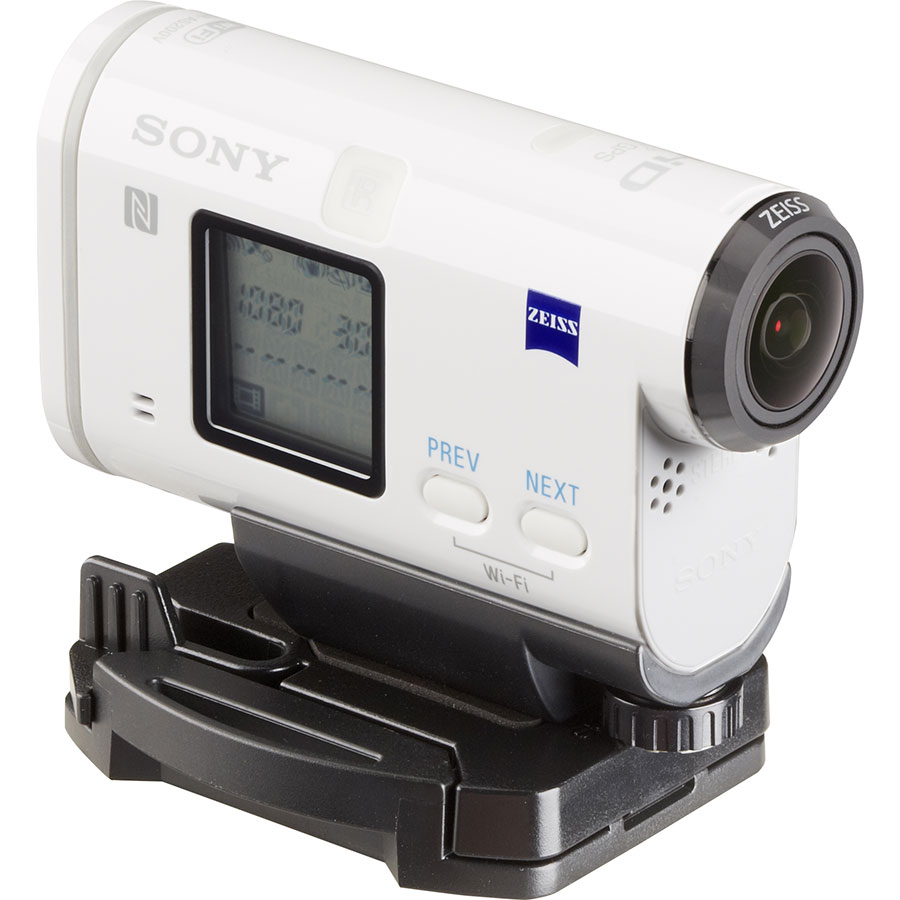 Sony HDR-AS200VR Kit - Vue de dos