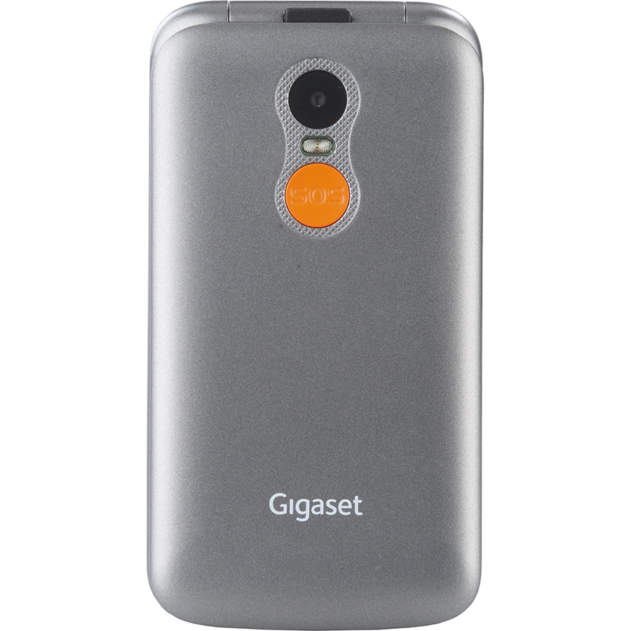 Gigaset GL590 - Vue de dos plié
