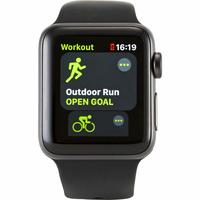Apple Watch Series 3  - Ecran d'appli sport