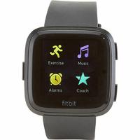 Fitbit Versa - Écran de commandes