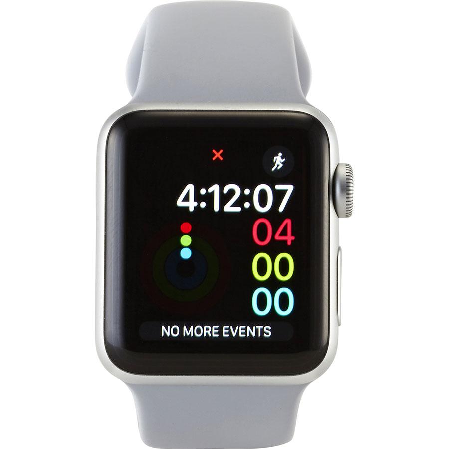 Apple Watch Series 3 Cellular - Vue de face