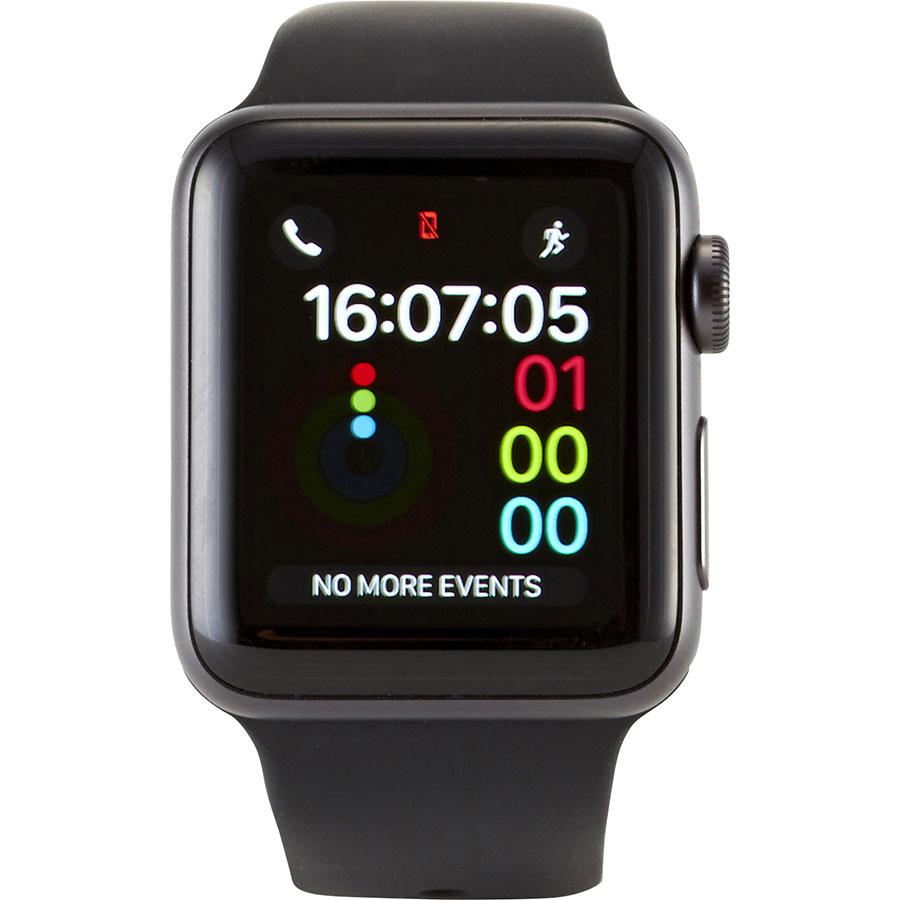 Apple Watch Series 3  - Vue de face