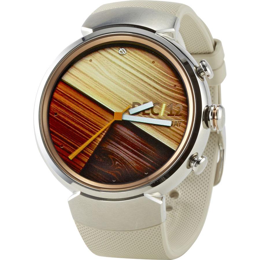Asus Zenwatch 3 - Vue de 3/4