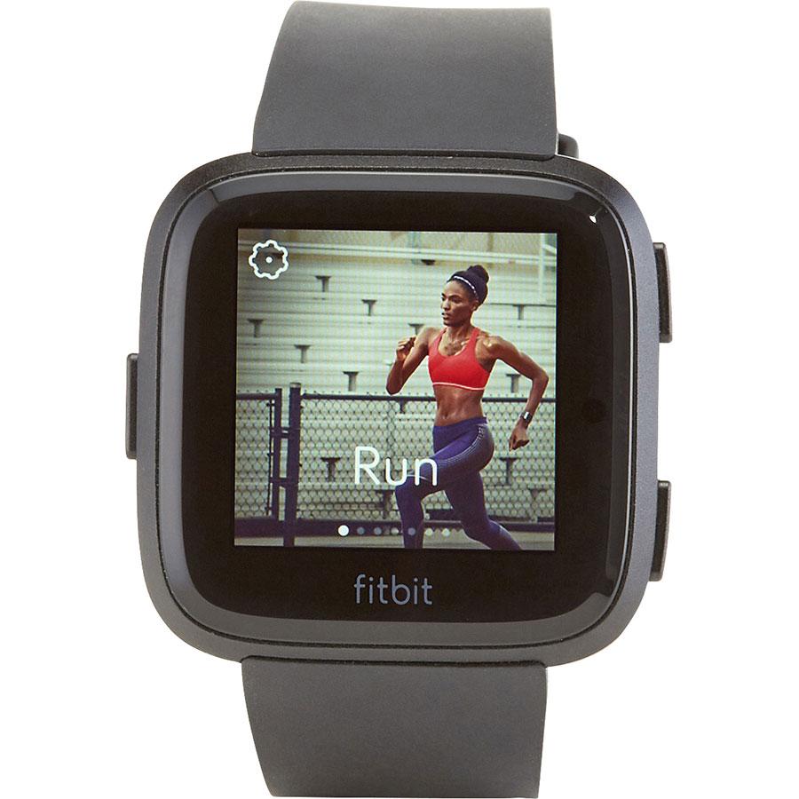 Fitbit Versa - Autre type d'écran