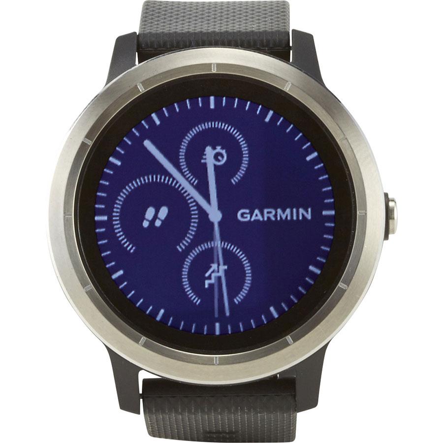 Garmin Vivoactive 3 - Vue de face