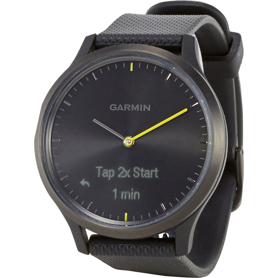 Garmin Vivomove HR - Vue de 3/4