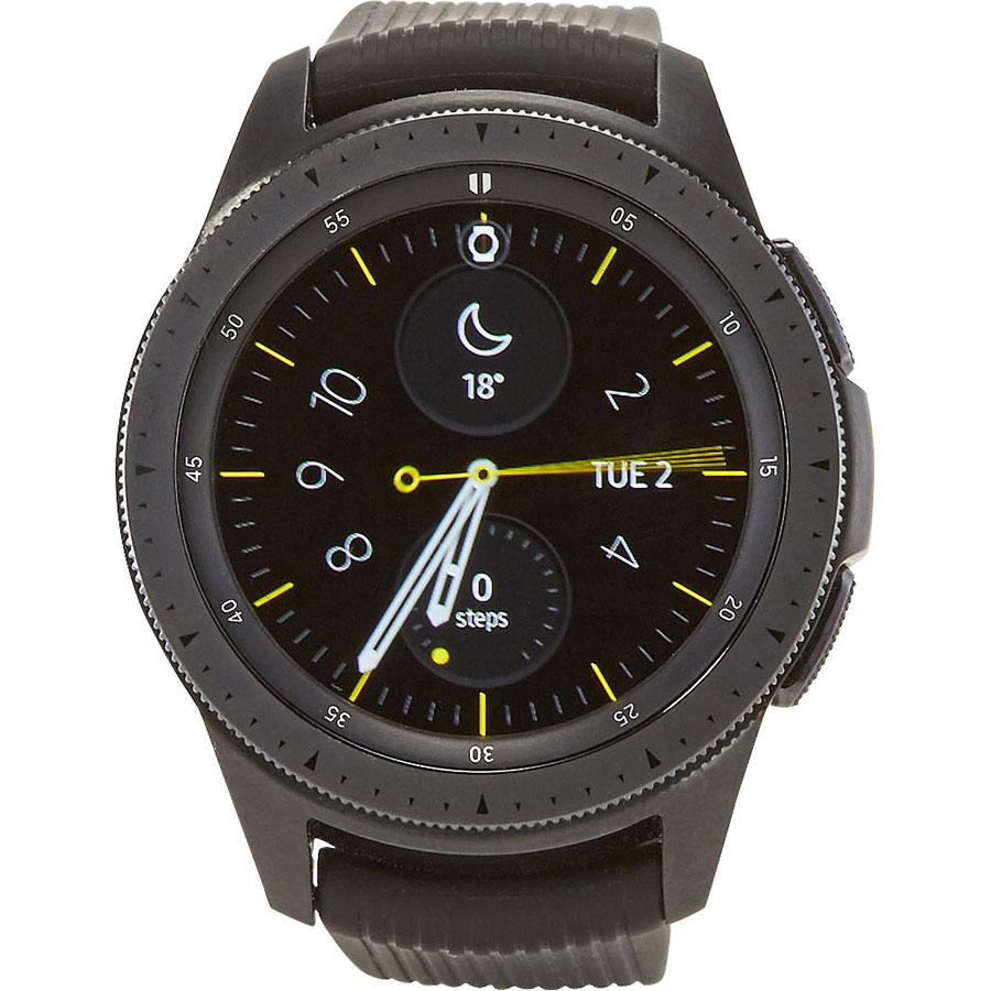Samsung Galaxy Watch (42mm) - Vue de face
