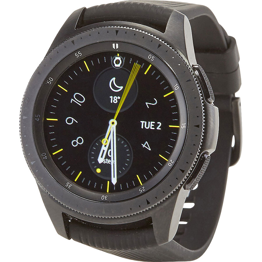 Samsung Galaxy Watch (42mm) - Vue de 3/4