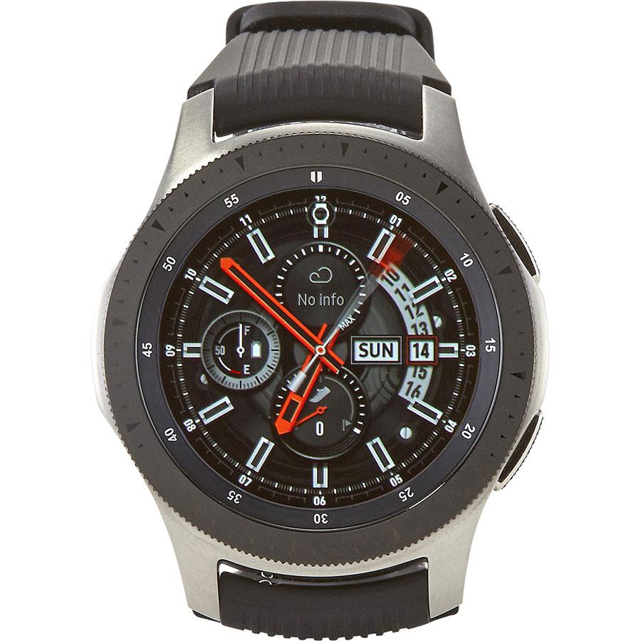 Samsung Galaxy Watch (46mm) - Vue de face