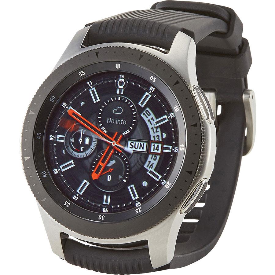 Samsung Galaxy Watch (46mm) - Vue de 3/4