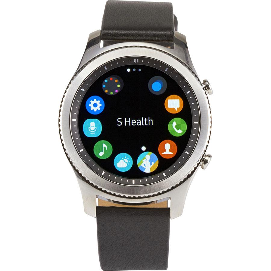 Samsung Gear S3 Classic - Écran de commandes