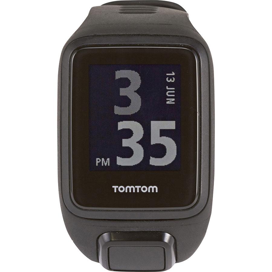 TomTom Spark 3 cardio + music - Affichage de l'heure