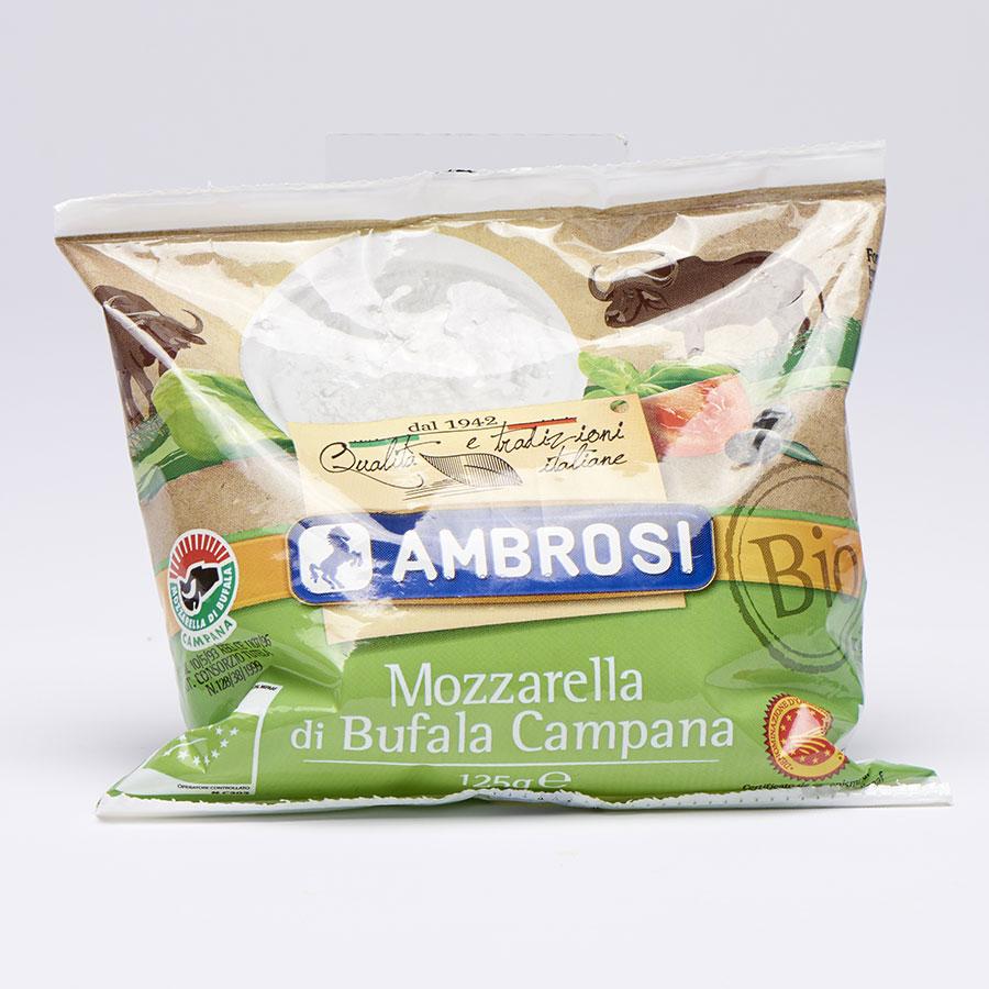 Ambrosi Mozzarella di Bufala Campana - Bio -